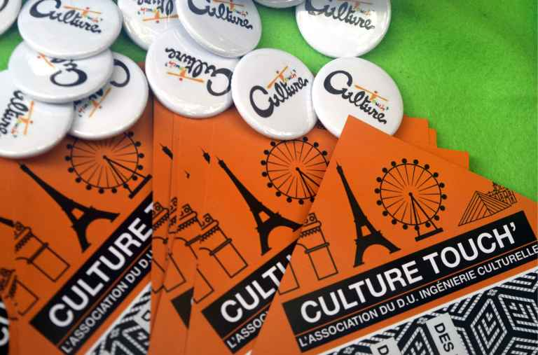 Culture Touch, présente pour la Journée des Assos'
